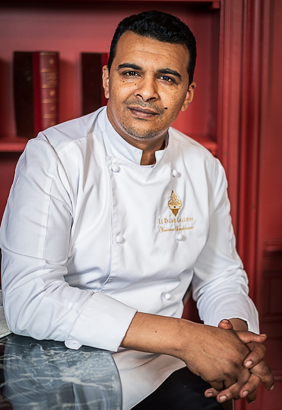 Découvrez Chaque Semaine Le Menu Retour Du Marché Du Chef Younesse Bouakkaoui !