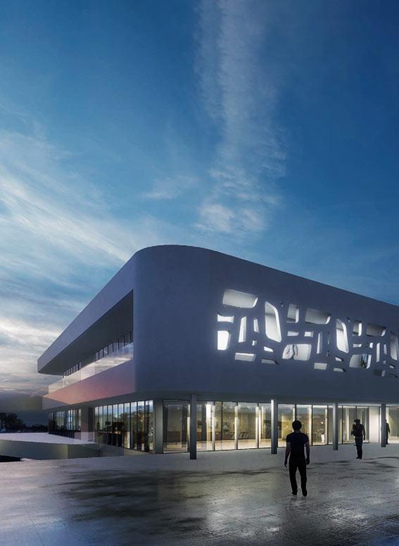 L'École Hôtelière de la Côte d'Azur