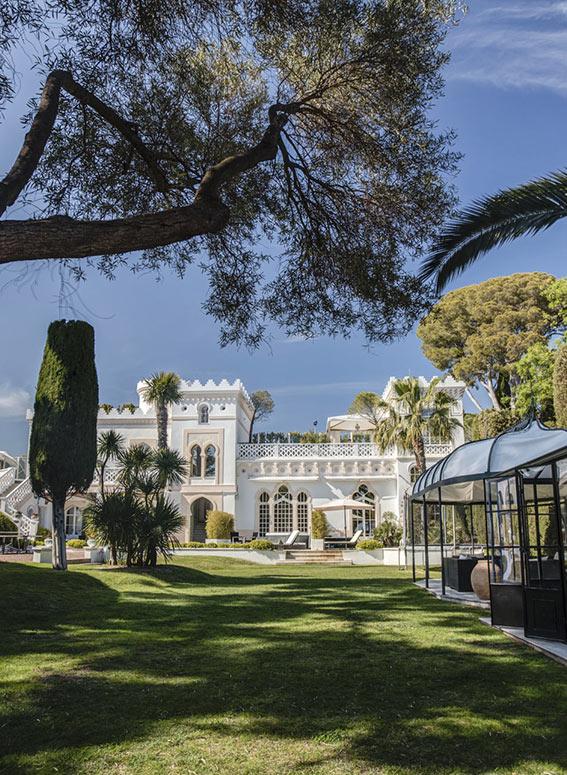 Boutique Hôtels Collection : Le Villa mauresque