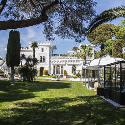 Les Jardins De La Villa Mauresque & Son Restaurant, Le Bougainvillier à Saint-Raphaël