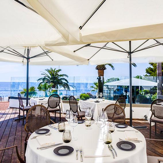 Restaurant Le Bougainvillier