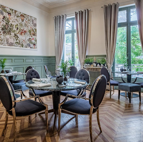 Restaurant La Table De Montaigne